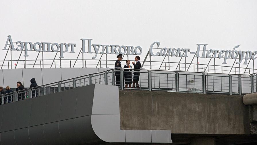 В Пулково экстренно сел самолет, следовавший из Москвы в Салехард
