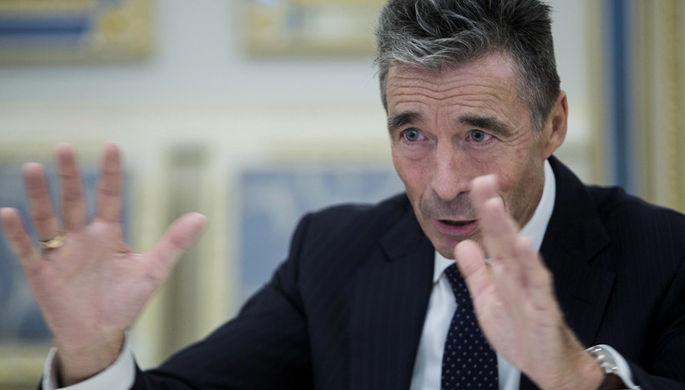 «Война и аннексия»: экс-глава НАТО описал будущее Белоруссии