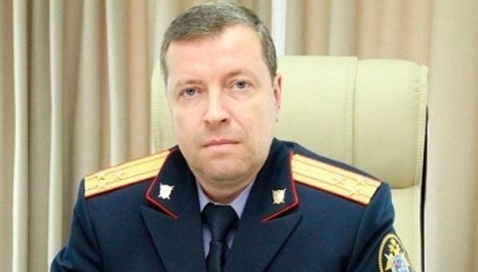 Первый заместитель руководителя Следственного управления СК РФ по Свердловской области Михаил Бусылко