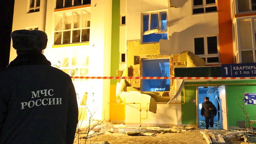 В Тюмени в результате взрыва газа в жилом доме погиб человек