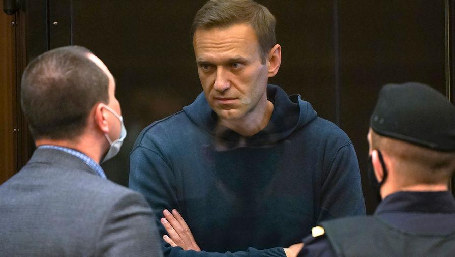 Мосгорсуд счел, что ЕСПЧ не имеет права требовать освобождения Навального