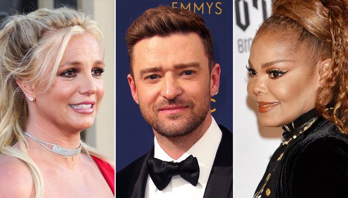«Я их подвел»: Тимберлейк извинился перед Бритни Спирс и Джэнет Джексон