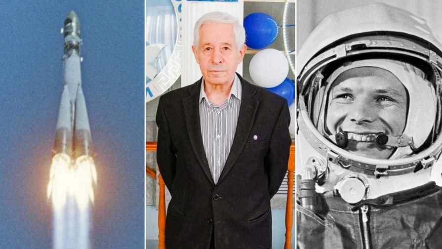 Прочитал в журнале: ветеран космонавтики повторил миф о Гагарине