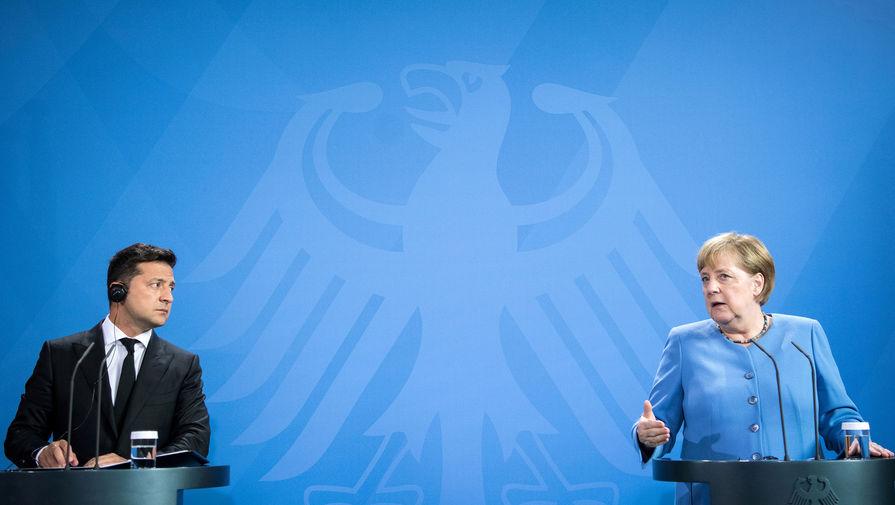 В Киеве ответили на призыв Германии включить в законодательство формулу Штайнмайера