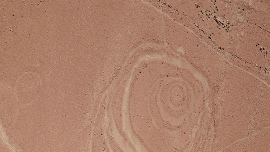 В Перу рядом с древним городом найдены необычные круги