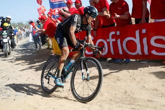 Велогонщик Team Sky Джанни Москон дисквалифицирован на шесть недель за расистские высказывания в адрес оппонента