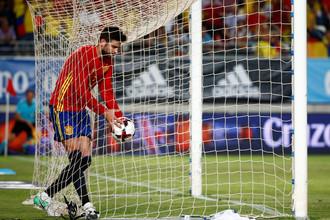 Защитник сборной Испании Жерар Пике