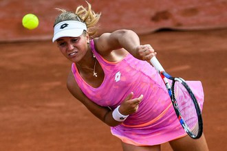 Российская теннисистка Ирина Хромачева