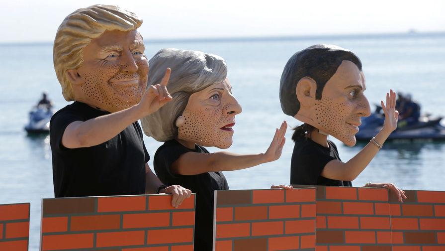 Все против США: как Трамп довел Европу