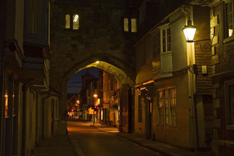 Городские ворота в Солсбери