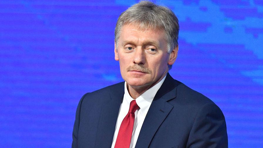 Песков прокомментировал применение силы полицией на акциях в Москве