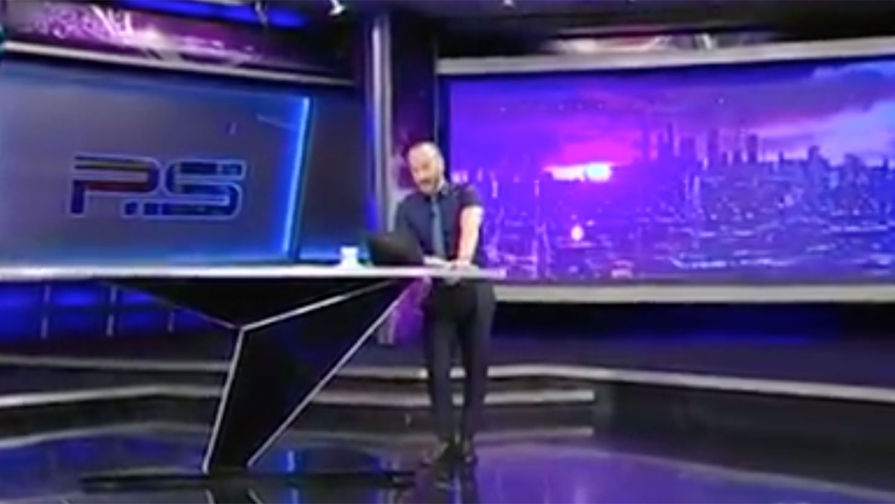 Разоблачен обман «Рустави-2» с отстранением хулителя Путина от эфира