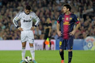 Форвард «Барселоны» Лионель Месси назвал «Реал» сильнейшим из соперников каталонцев