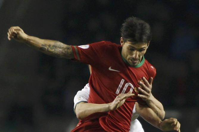 Зенитовец Данни вышел на поле против Азербайджана с первых минут