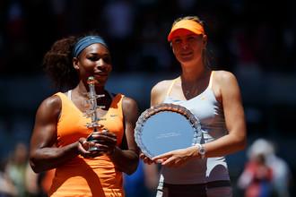 Мария Шарапова не считает финальный матч «Ролан Гаррос» против Серены Уильямс экстраординарным событием