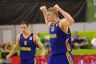 Сборная Украины отыграла первый этап Евробаскета на пятерку с Натяжко
