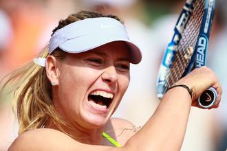 Россиянка Мария Шарапова вышла в третий круг Australian Open