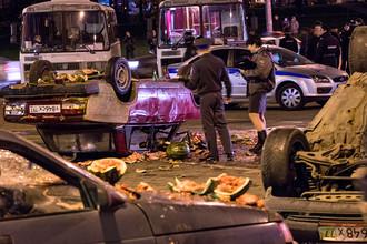 Последствия массовых беспорядков в московском районе Бирюлево