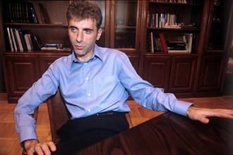 Бывший вице-президент ЮКОСа Леонид Невзлин
