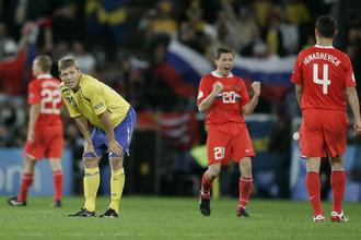 Тот матч Евро-2008, в котором Россия обеспечила себе выход из группы в четвертьфинал, памятен до сих пор