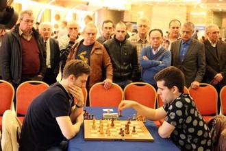 Шахматный рейс вДортмунд
