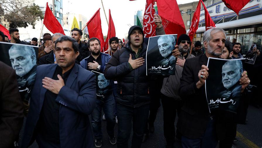 «Иран ответит»: как убийство Сулеймани изменило Ближний Восток