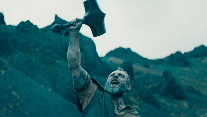 Кадр из фильма «Вальгалла: Рагнарек» (2019)