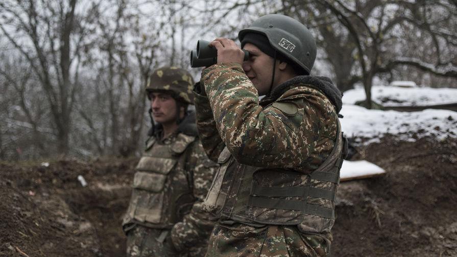 «Никаких инцидентов»: в Карабахе опровергли данные о гибели семи военных