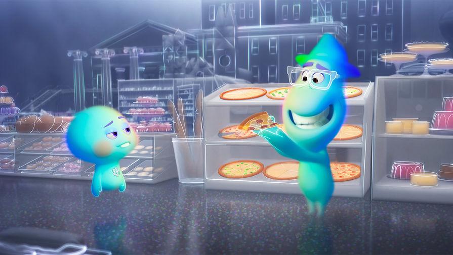 Кадр из мультфильма «Душа» (2020)