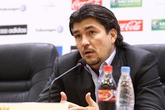 Писарев остался доволен игрой своей команды