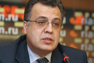 Андрей Карлов, 2009 год