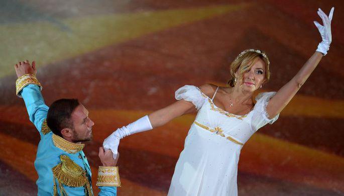 Евгения Медведева и Этери Тутберидзе