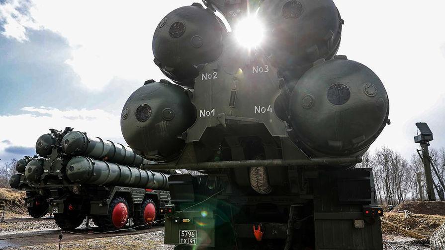 «Блокировка» С-400: нашла ли Великобритания дыры в российской ПВО
