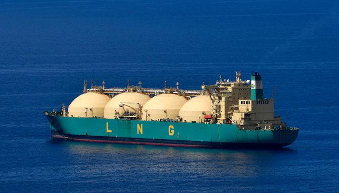 «Нужен как рыбе зонтик»: Европа не рассчитывает на поставки газа из США