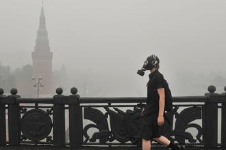 Смог над Москвой, 2010 год