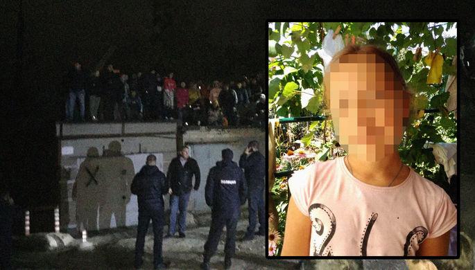Задушил девятилетнюю девочку: в Саратове едва не линчевали убийцу