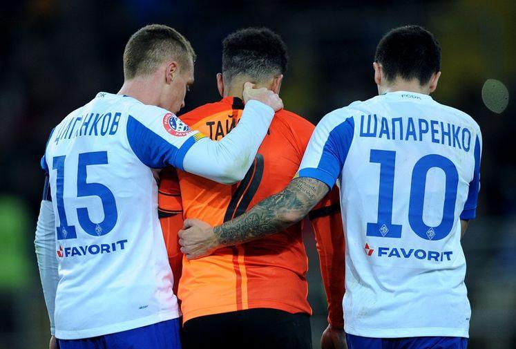 Фанат киевского «Динамо» прокомментировал расистский скандал