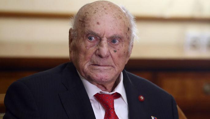 Герой России Алексей Ботян