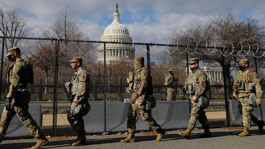 Ситуация в Вашингтоне перед инаугурацией Джо Байдена