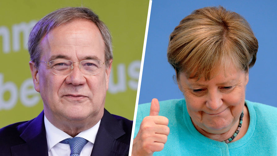 Преемник Меркель проиграл дебаты перед выборами в Бундестаг
