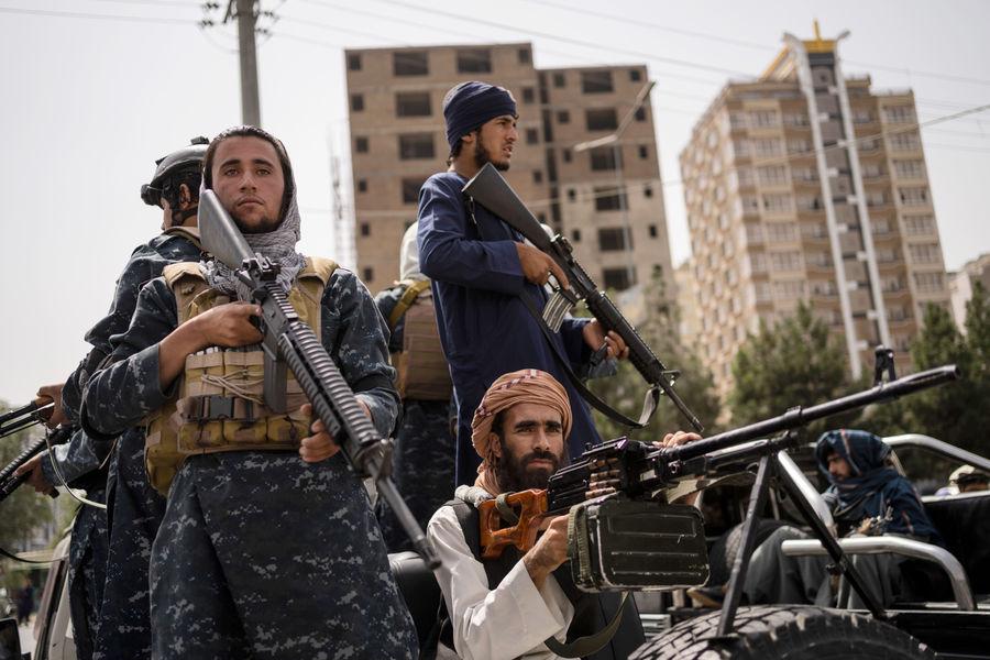 Талибы* призвали Россию помочь со снятием санкций ООН