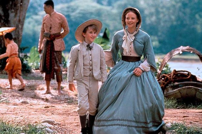 Кадр из фильма «Анна и король» (1999)