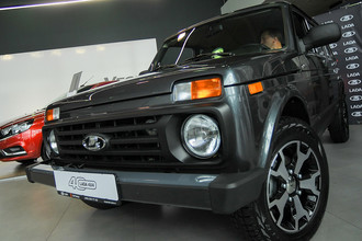 Lada Нива 4х4