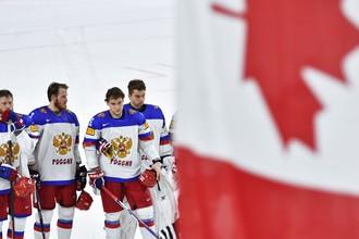 Сборная России встретится с командой Канады