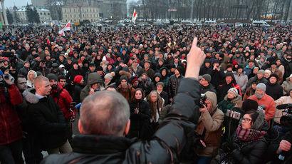 Лукашенко отправил на доработку скандальный «закон о тунеядцах»