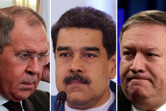 Еще один шаг к войне в Венесуэле: Лавров предупредил Помпео