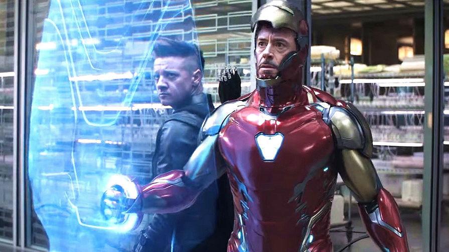 В сети появилась удаленная сцена из последних «Мстителей»