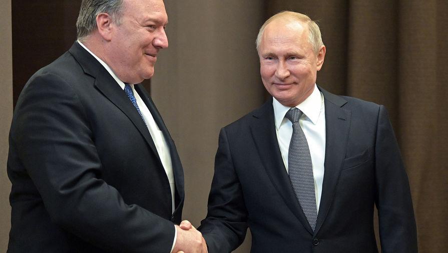 О желании Трампа встретиться с Путиным рассказали в Кремле