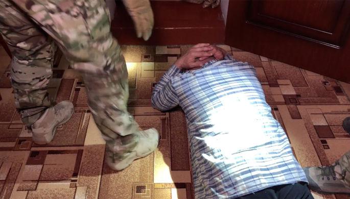 Попался в Крыму: ФСБ задержала боевика украинского нацбатальона