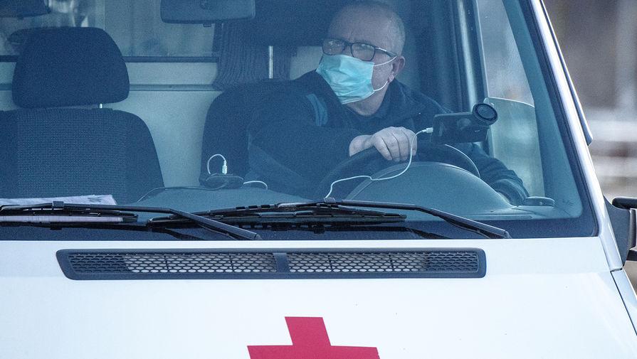 В Челябинской области выявили пьяного водителя скорой помощи